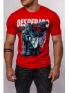 Футболка Desperado Jason красная